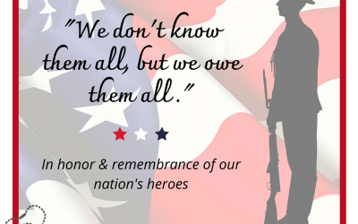 Honoring and Remembering